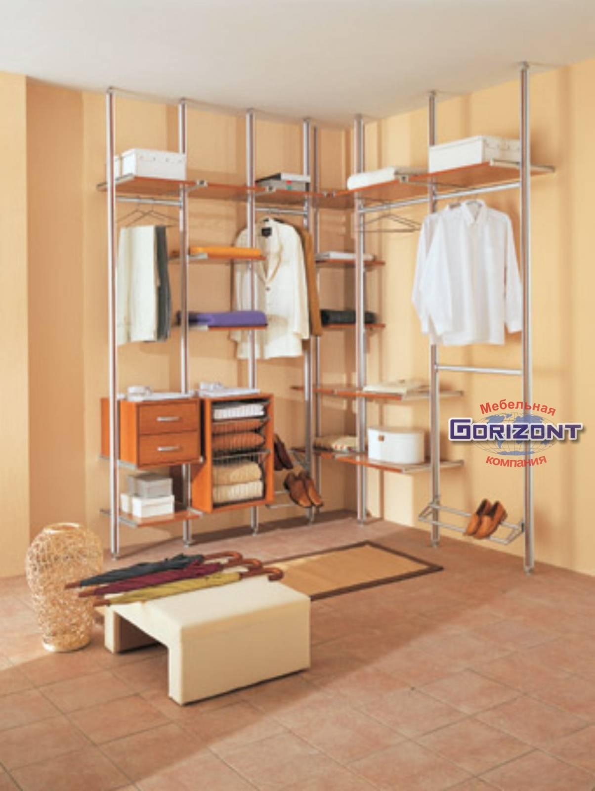 Гардеробные системы аристо (aristo) фотогаллереи гардеробных.